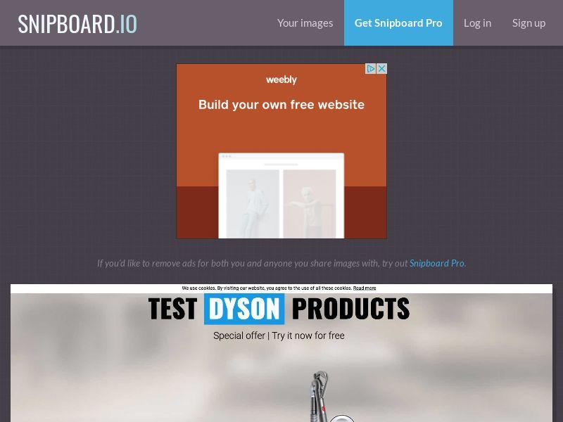 LeadsWinner - Dyson products UK - SOI