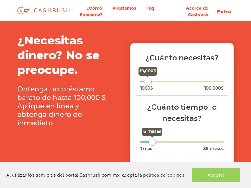 cashrush.com.mx