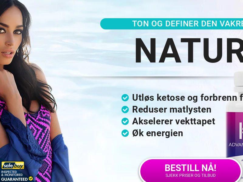 Keto Advanced Fat Burner LP02 (Norwegian)