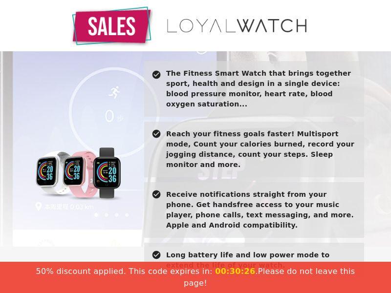 Loyal Watch - Multi Country