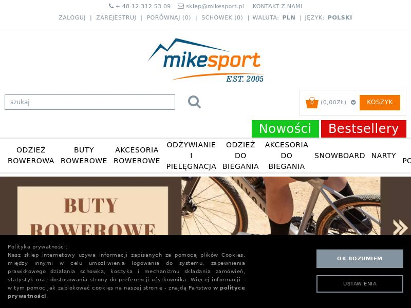 Mike Sport (PL), [CPS], Fashion, Clothes, Shoes, Sport & Hobby, Sell, shop, gift