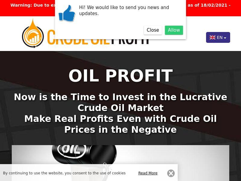 Oil Profit Norwegian 3255