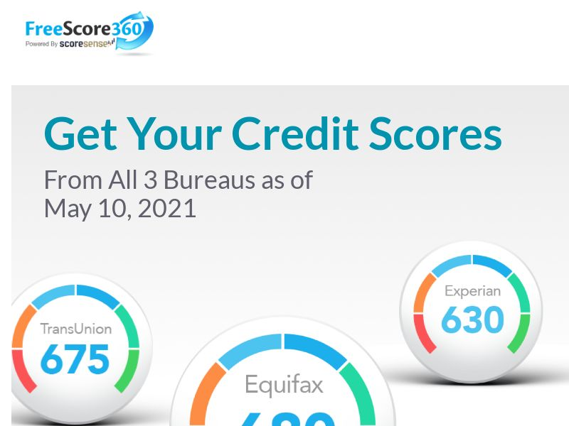 Free Score 360 - US [EMAIL ONLY]