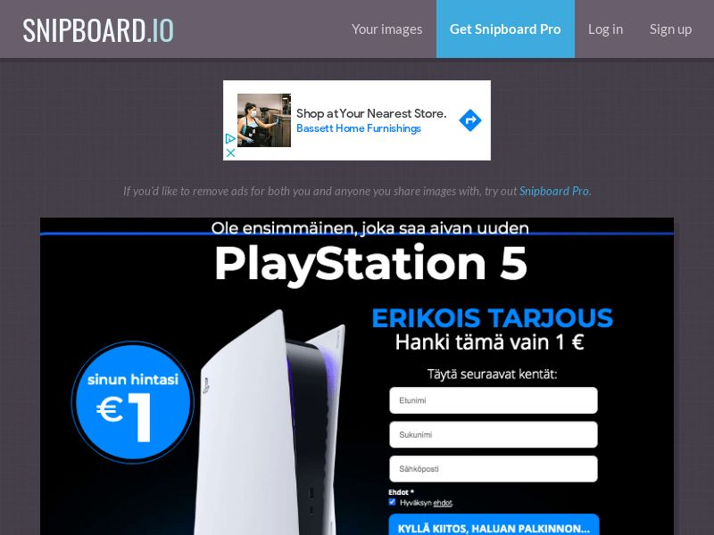 SteadyBusiness - Playstation 5 PS5 (black) LP54 FI - CC Submit