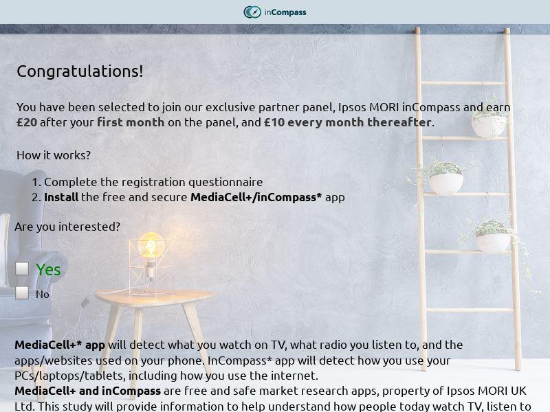 IPSOS Mediacell UK
