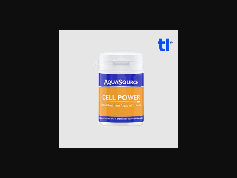 Cell Power - Health - CPA - COD - Nutra