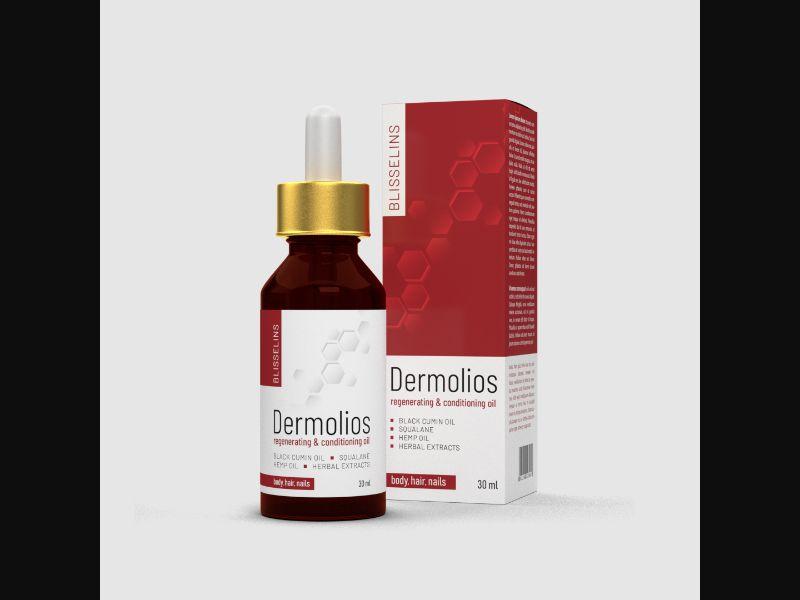 DERMOLIOS – NL – CPA – eczema – skin oil - COD / SS - new creative available