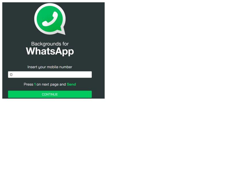 Whatsapp Background Safaricom