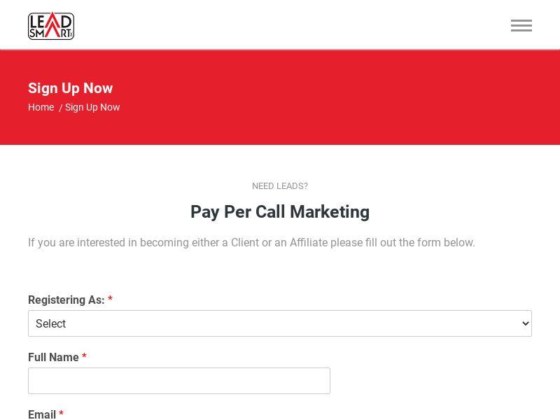 HVAC Nationwide - Pay Per Call