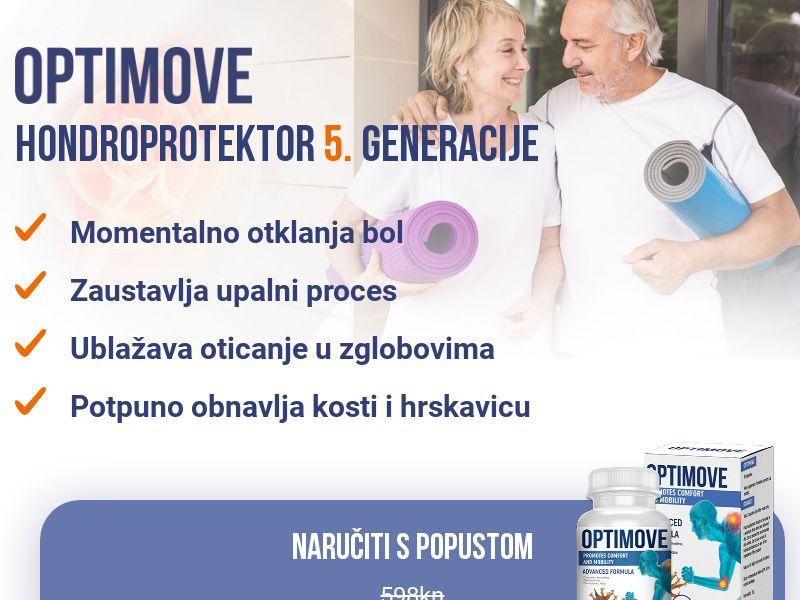 Optimove HR - arthritis product