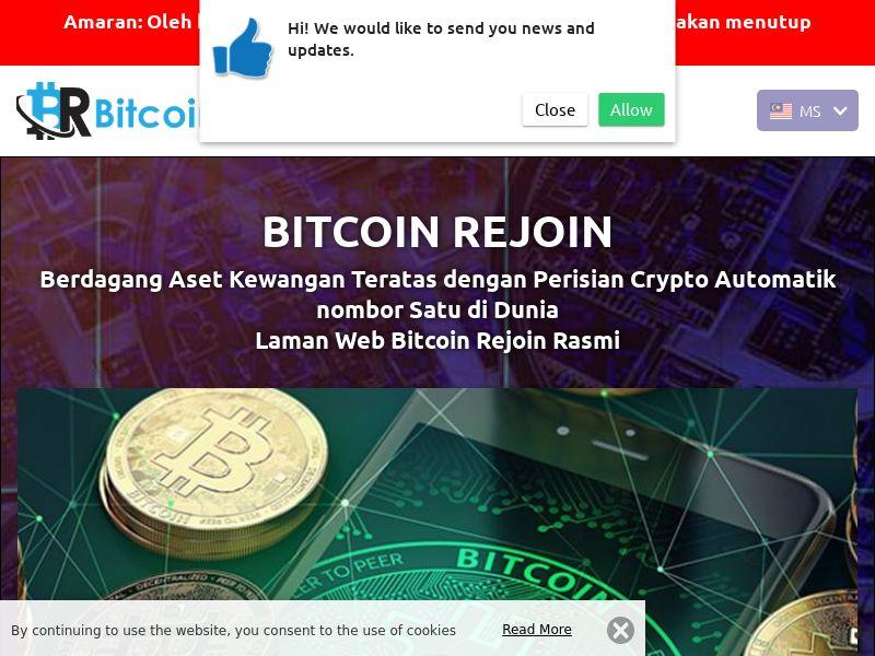 Bitcoin Rejoins Malay 2805