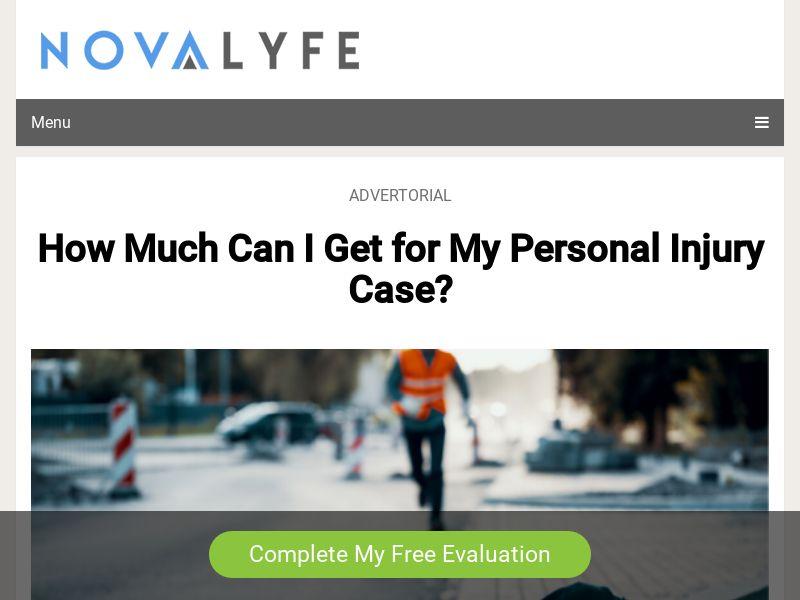 NovaLyfe - Personal Injury - CPL - UK