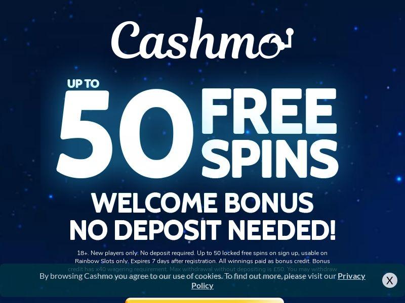 Cashmo - Display - CPA - UK