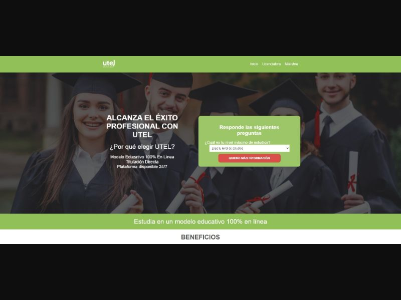 Universidad Online Mexico [MX] - CPL