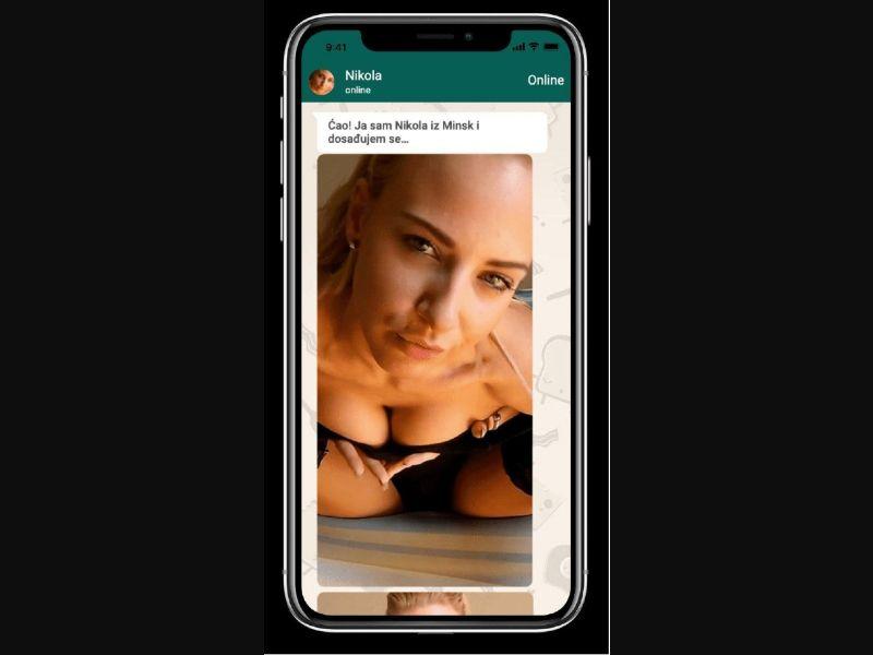 Adult Nikola [Whatsapp Hard] (RS)