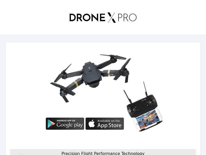 DroneX Pro (CPS) - INT