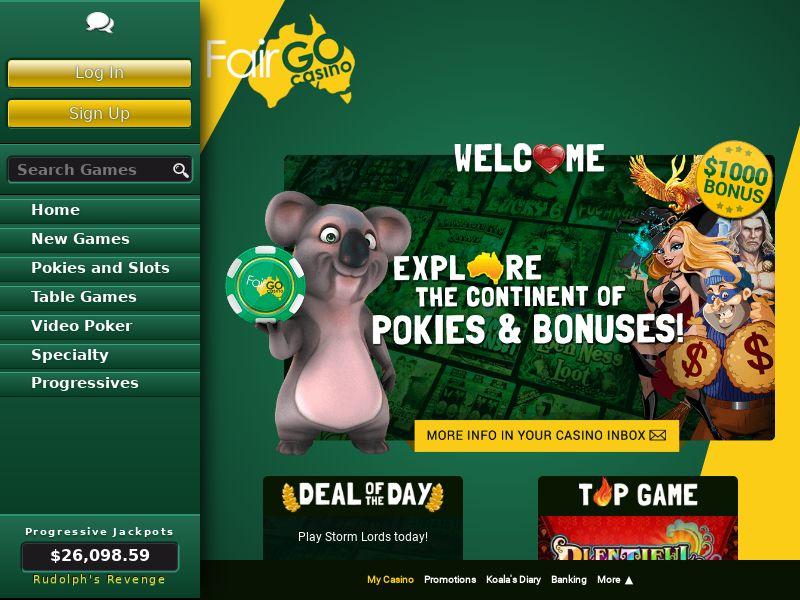 Fair Go Casino - AU - (CPA)