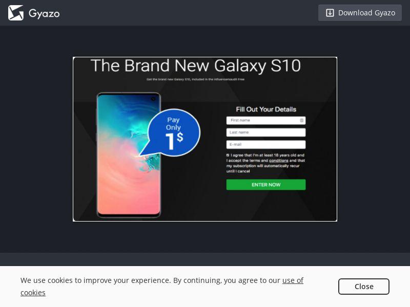 OrangeViral Samsung S10 v2 US | CC Sub