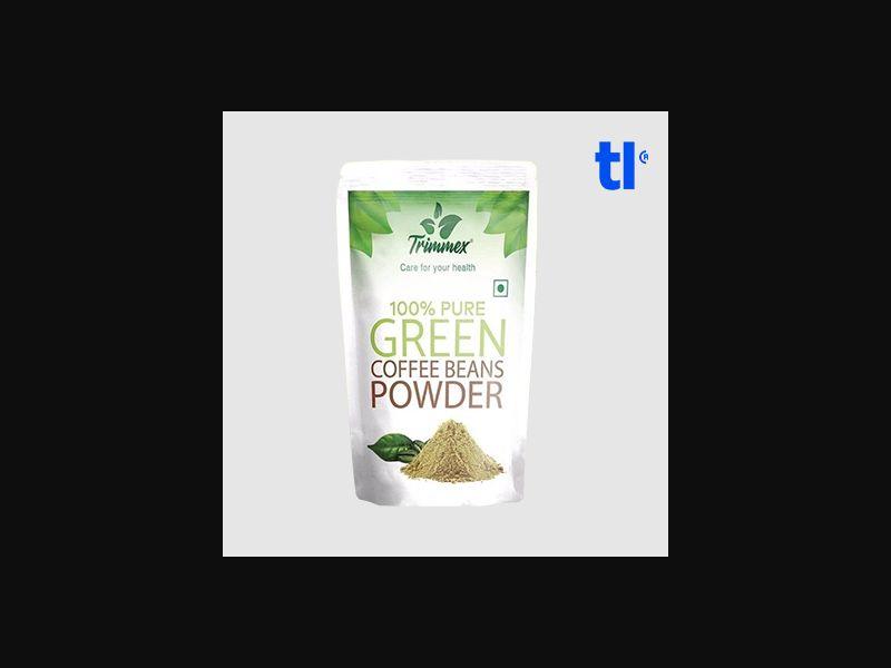 Green Coffee Beans Powder - weightloss - CPA - COD - Nutra
