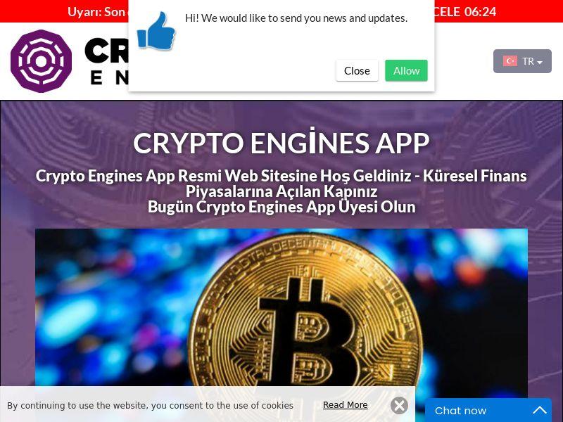 Crypto Engines App Turkish 2564