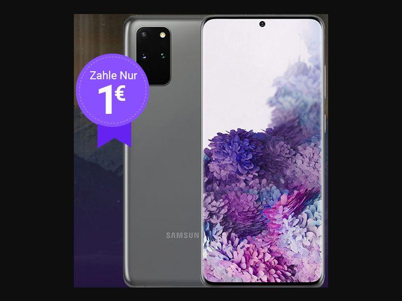 Samsung s20+ - CC Submit - DE