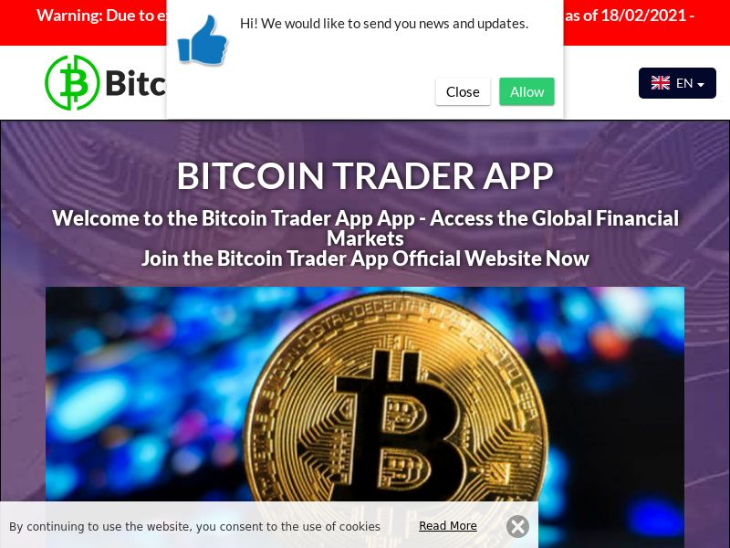 The Bitcoin Trader English 2389