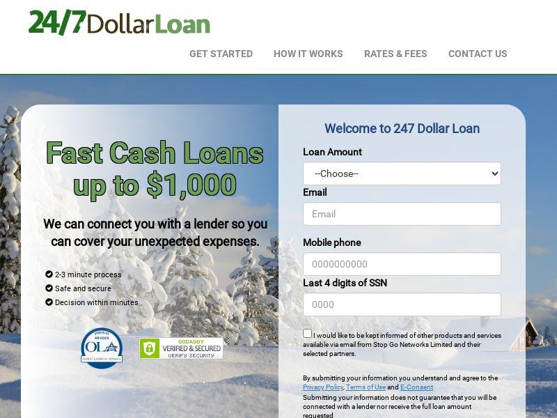 247 Dollar Loan - int