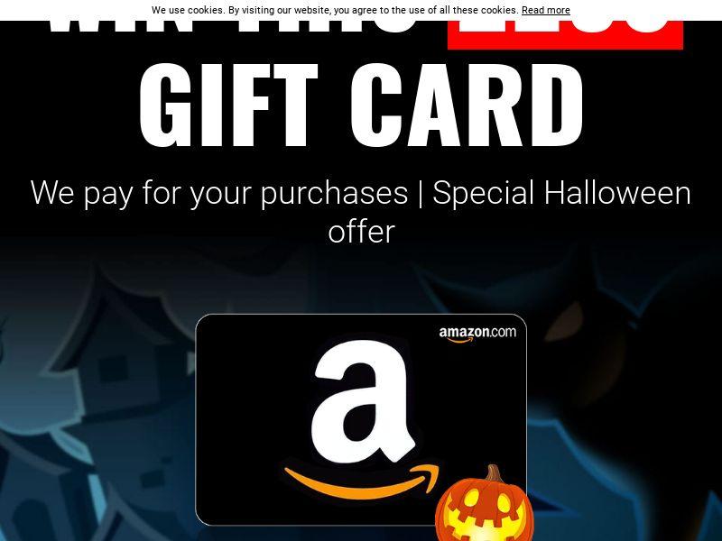 (13361) [WEB+WAP] Amazon Halloween - UK - CPL