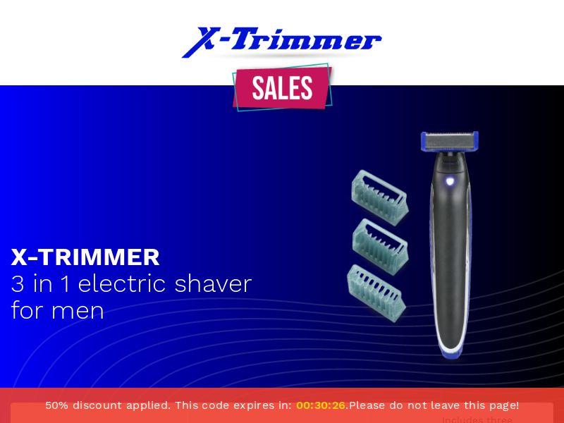 X-Trimmer - US/INTL