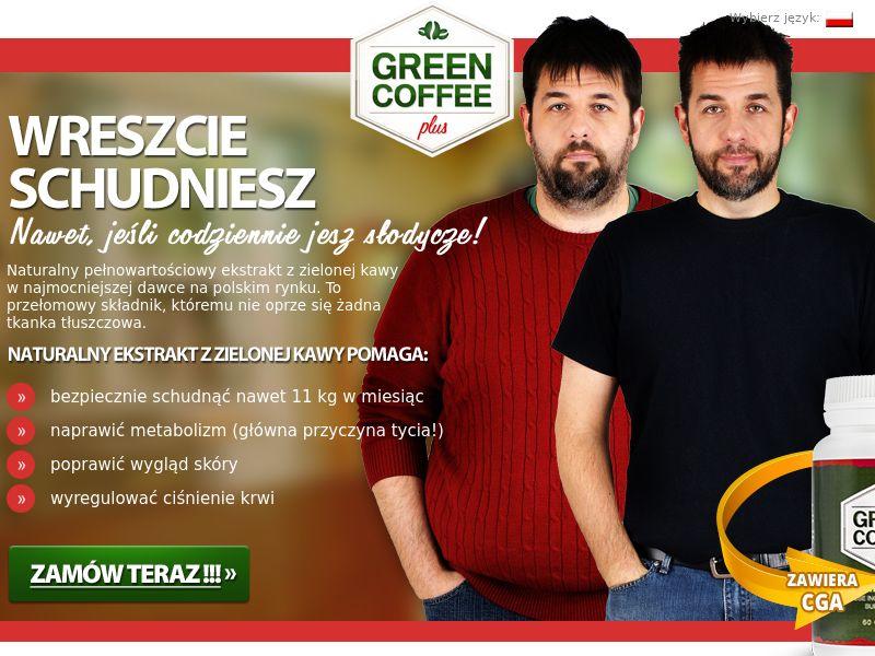 Green Coffee Plus - PL (PL), [CPS]