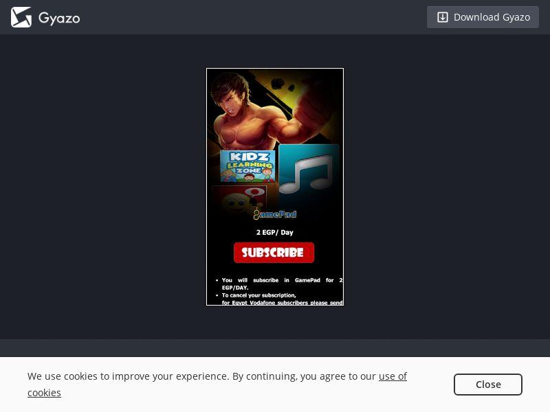 EG - Gamepad - Vodafone