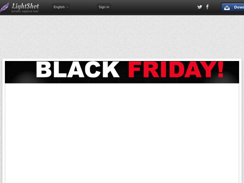 Boisson Black Friday Sneakers for Him - Trial - FR