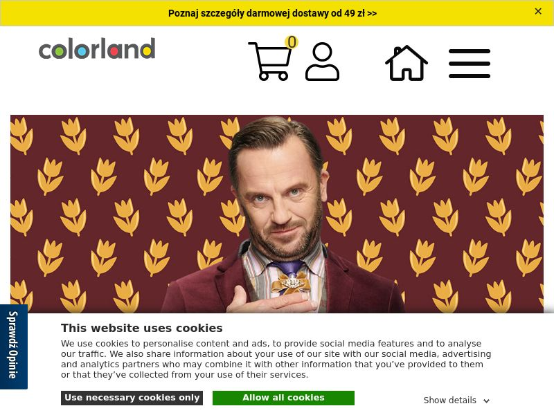 Colorland (PL), [CPS], Accessories and additions, Presents, Services, Online, Sell, shop, gift