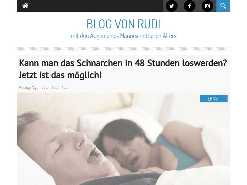 Snoril: Anti-Snoring Band - CPL - Desktop & Mobile [DE]