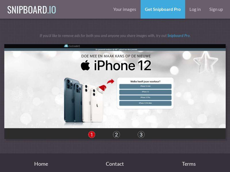 39648 - NL - Buckleaders - iPhone 12 - CPL