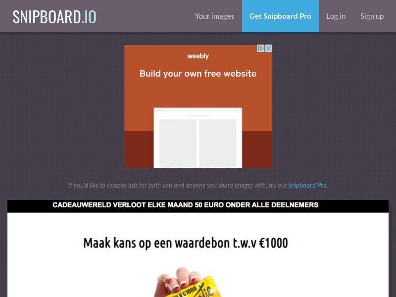 OnlineWinAction - Jumbo Supermarket Green NL - SOI