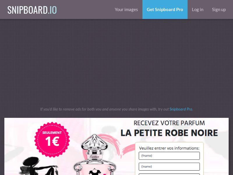 MyeBooky - Perfume Guerlain LP30 FR - CC Submit
