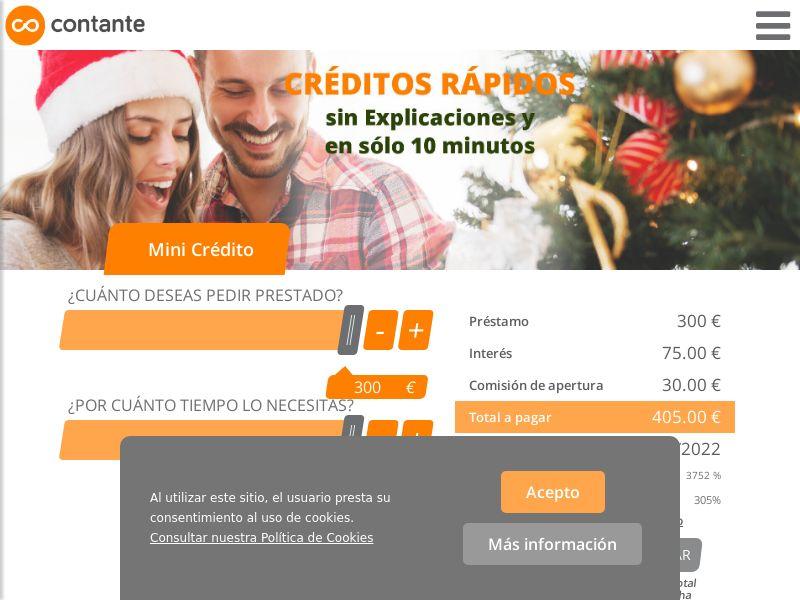 contante (contante.es)