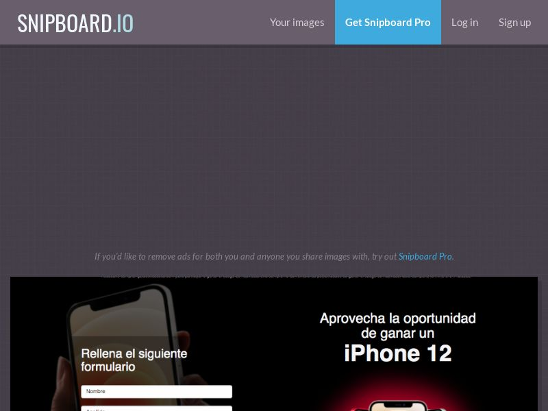 BigEntry - iPhone 12 v1 ES - CC Submit