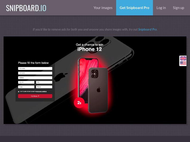38405 - SG - BigEntry - iPhone 12 v1 - CC submit