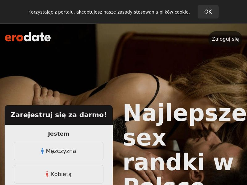 Erodate (PL), [CPL], For Adult, Dating, Single Opt-In, women, date, sex, sexy, tinder, flirt