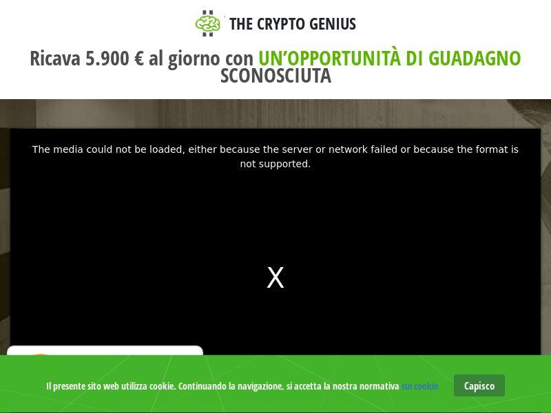 Crypto Genius VIP - IT
