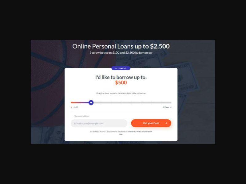 Slam Dunk Loans - Personal Loans