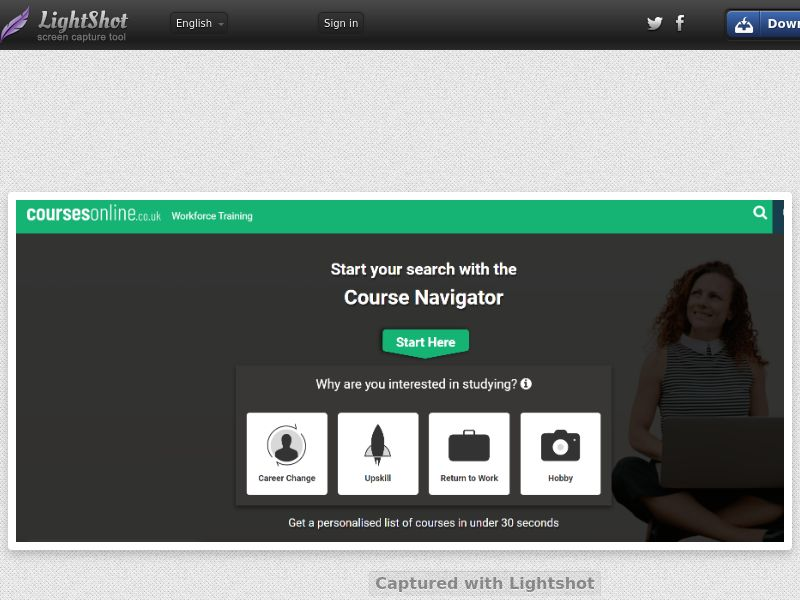CourseOnline (UK) (CPL) (Personal Approval)