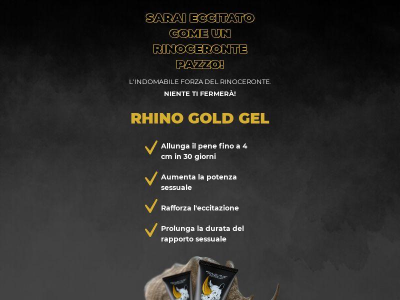 Rhino Gold Gel - IT