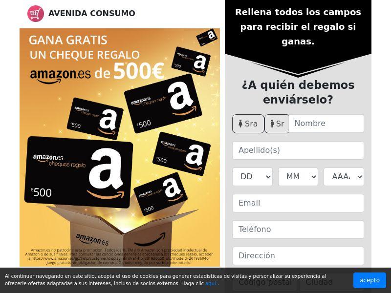 Amazon [ES]| SOI | Responsive