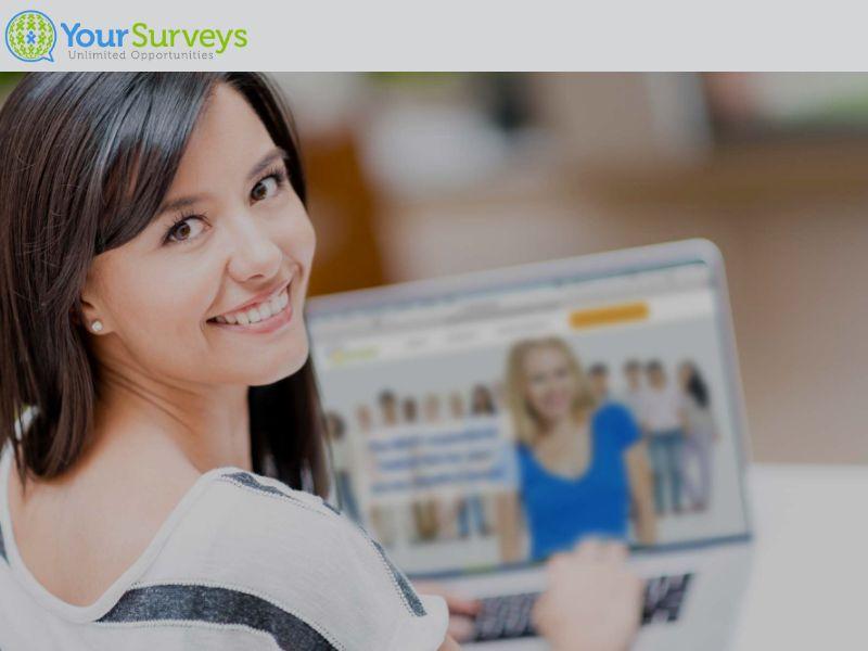Your Surveys [UK, US, CA, AU, BR] (Incent)