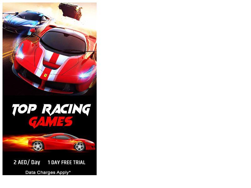 Top Racing Games Etisalat