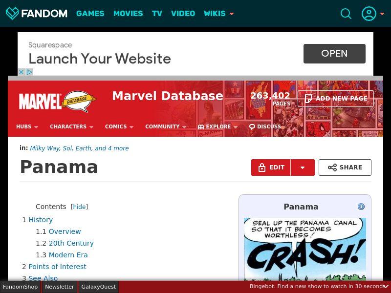 Marvel Media - PA