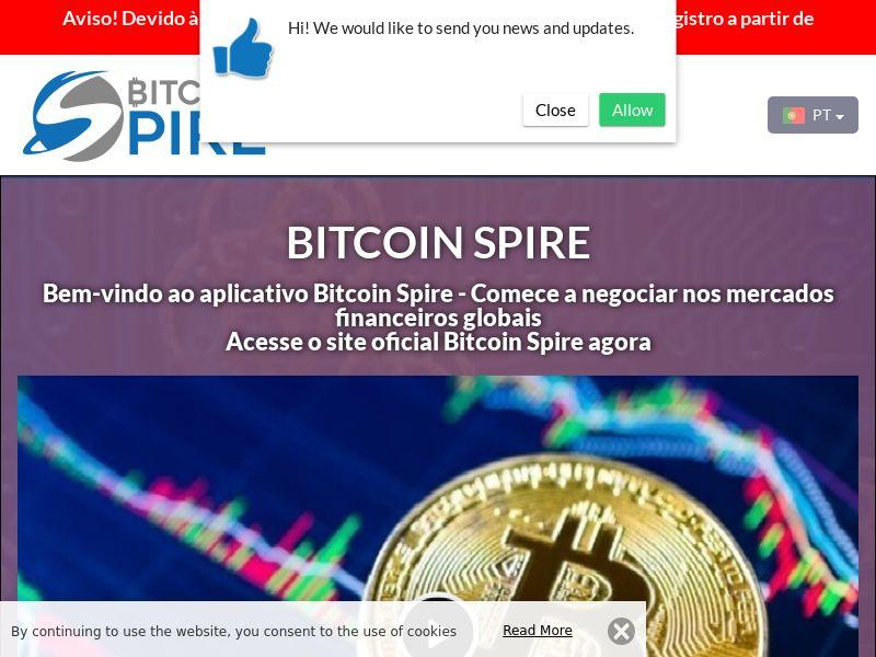 The Bitcoin Spire Portuguese 2690